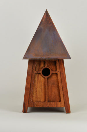American Craft Birdhouse