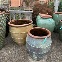 Triple Braided Planter - LG