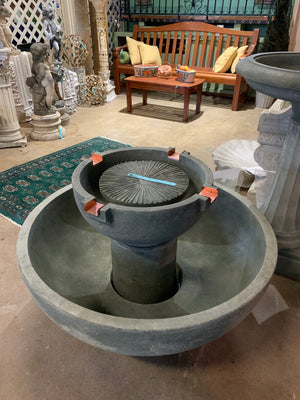 Chalice Channel Fountain