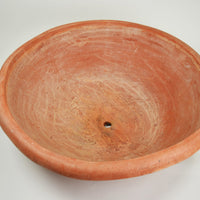 Impruneta Low Round Bowl