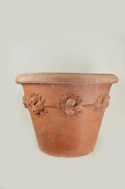 Impruneta Round Lemon Planter