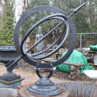 Hand Forged Artisan Armillary