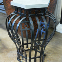 Artist Handcrafted Steel Stands