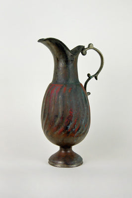 Turkish Copper Pitcher - Antique