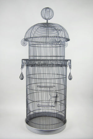 Bird Cage - French Hand Wired
