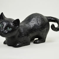 Accomplice Cat - Bronze