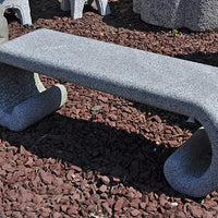 Chinese Stone Bench - Ching Dynasty