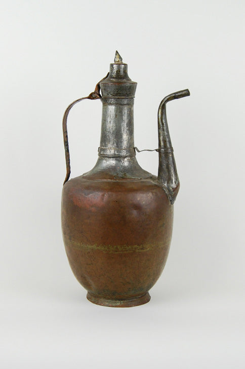 Old Copper Vessel