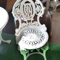 Victorian Style Estate Aged Chair - Madeira Collection