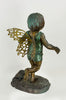 Fairy With Turtle - Fountain Piece - by Marian Flahavin