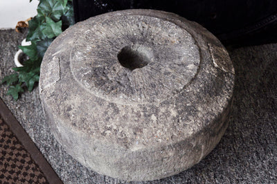 Chinese Stone Column Base