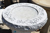 Granite Birdbath with Pedestal