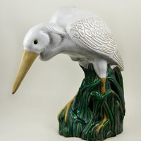 Old Chinese Ceramic Bird