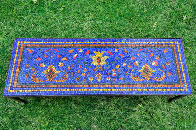 Kilim Mosaic Table