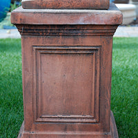 Classic English Panel Pedestal