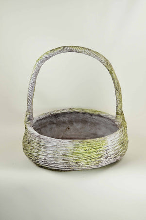 Gathering Basket Planter
