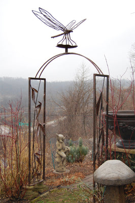 Dragonfly Arbour by Phil Kaufman