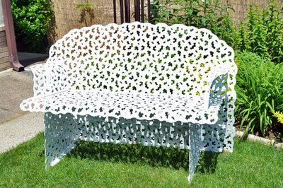 Topiary Bench