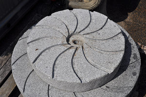 "Millstone 26"" with Swirl Pattern"