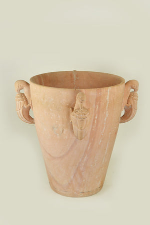 Old Sandstone Pot from India