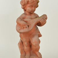 Cherub with Mandolin