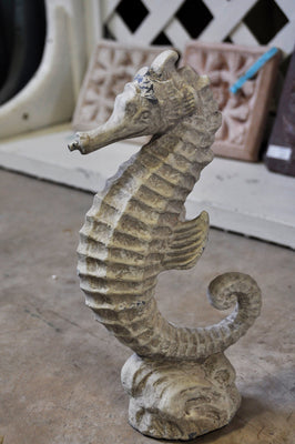 Seahorse on Base Fountain