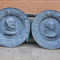 French Plaques - Pair