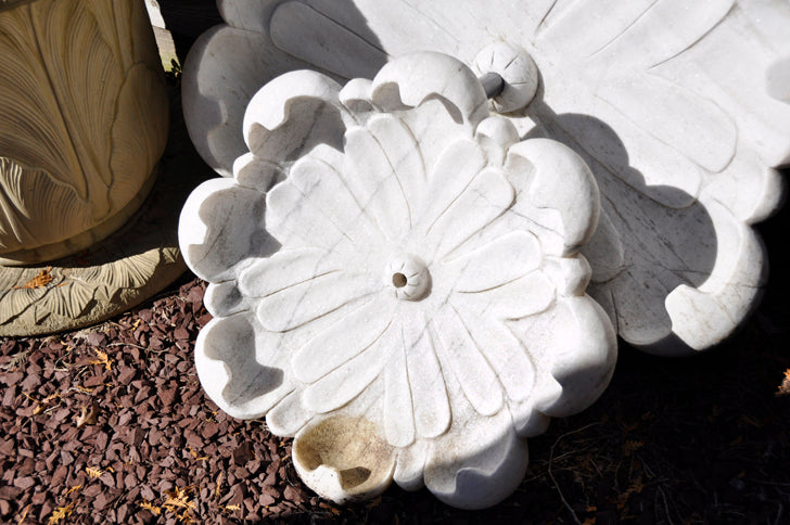Lotus Fountain 24""
