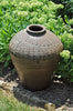 Antique Green Ching Dynasty Jar
