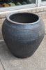 Large Antique Circle Storage Jar