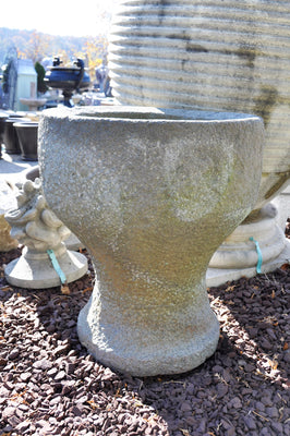 Antique Stone Chinese Mortar
