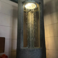 Tower of Rain Fountain