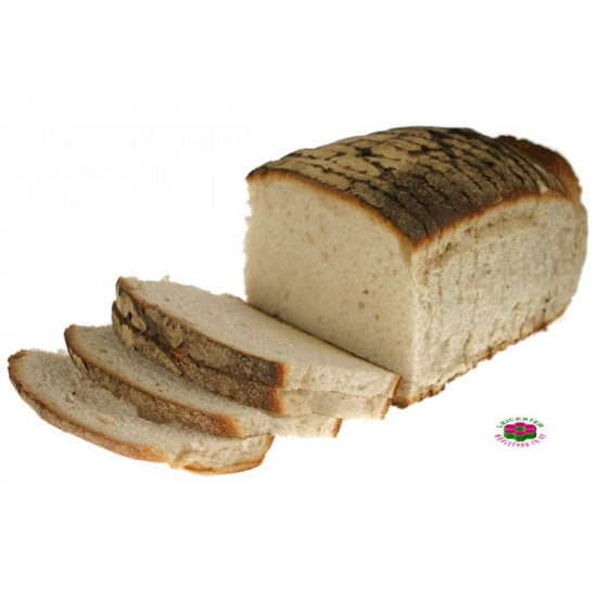Pain De Campange Sliced Yeast Free Loaf Organic