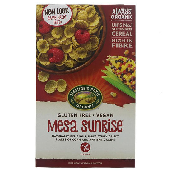 Mesa Sunrise Cereal Organic PRICE CHECK