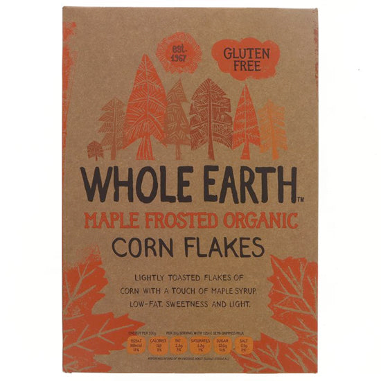 Frosted Flakes with Maple Syrup Organic PRICE CHECK