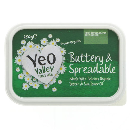 Butter Spreadable