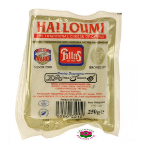 Cypriot Halloumi Cheese