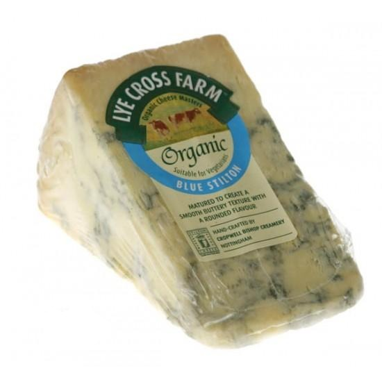 Blue Stilton Cheese Organic
