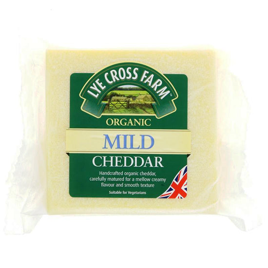 Mild Cheddar Cheese Organic PRICE CHECK