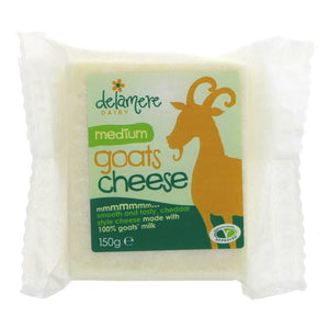 Goats Cheddar Cheese