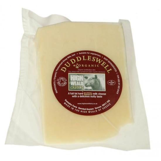 Duddleswell Sheeps Cheese Organic