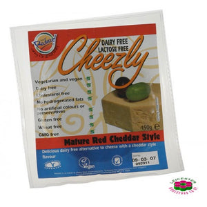 Cheezly Red Cheddar