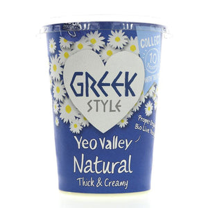 Greek Style Natural Yoghurt Organic PRICE CHECK