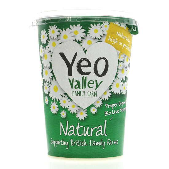 Natural Yoghurt Organic PRICE CHECK