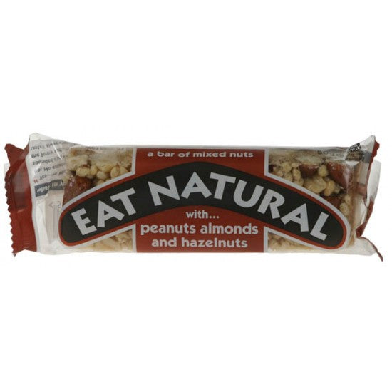 Mixed Nut Feast Bar