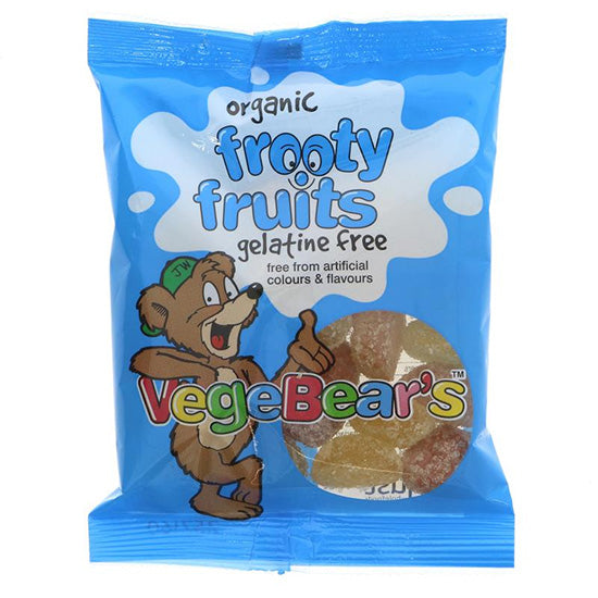 Vegebears Frooty Fruits