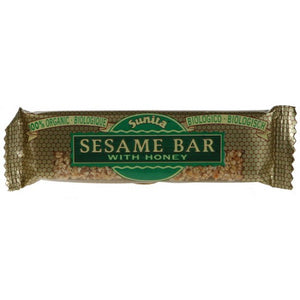 Sesame & Honey Bar Organic