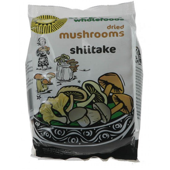 Dried Shitake Mushrooms