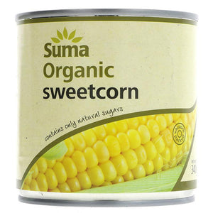 Sweetcorn Organic PRICE CHECK