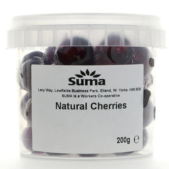 Glace Cherries  natural colour PRICE CHECK